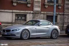 BMW Z4 Milan Italy 2017 (seifracing) Tags: bmw z4 milan italy 2017 seifracing spotting services cars car vehicles voiture van police polizei transport vans