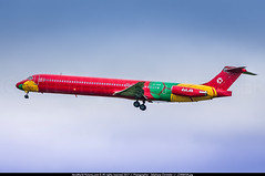 "ORY.2017 # DX MD83 OY-RUE ""Coca-Cola FIFA World Cup"" awp (CHR / AeroWorldpictures Team) Tags: painted cocacolafifaworldcup special colours danish air transport dat mcdonnell douglas md83 cn49936 1778 engines pw jt8d oyrue history aircrafts aircraft planes airplanes n3001d longbeach lgb klgb usa airtoursinternationalairways vz aih gpa ghcrp sunways is swww tcinb 1990 aom french airlines iw eicpa spanair jk jkk gecas ecgvi n936md medallionair mdp yrhbz danishairtransport dx dtr planespotting european airways dk paris orly ory lfpo france nikon d300s zoom lenses 70300vr nikkor raw lightroom lr5 2017"