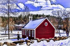 Little Governors House (Rusty Russ) Tags: governors academy rowley byfield ma little house snow winter photoshop flickr google bing daum yahoo image stumbleupon facebook getty national geographic magazine creative creativity montage composite manipulation color hue saturation flickrhivemind pinterest reddit flickriver t pixelpeeper blog blogs openuniversity flic twitter alpilo commons wiki wikimedia worldskills lady duck candid country street scenery self sun set water sky red bue green art light