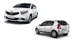 مقایسه ی برلیانس با ساندرو - کدام به صرفه تر است؟ (hojrenama) Tags: راهنمای خرید خودرو