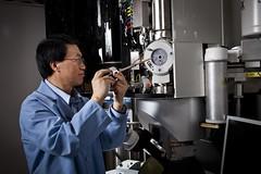 Electron Microscope (Pacific Northwest National Laboratory - PNNL) Tags: pnnl pacificnorthwestnationallaboratory doe departmentofenergy emsl transmission electron microscope