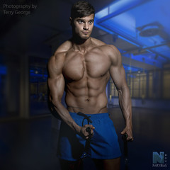 NFM Ben Smith (TerryGeorge.) Tags: nfm ben smith natural fitness models abs six pack workout toned athetic