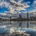 Big Ben... reflected!