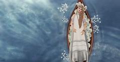 LOTD 50 ~ Dragon Bride (Moonie Ghanduhar - Client List Closed) Tags: sl secondlife moonieghanduhar orchidecay dragonbride lotd 50 lookoftheday fashion fashionblog fantasy hesadragon russian inspired clothing apparel