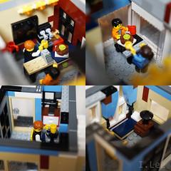 31026ALT-3 (inyonglee) Tags: lego legobuilding moc 31026 lego31026 modular legomodular cafe