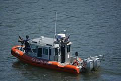 On Patrol (swong95765) Tags: coastguard ship gun armed ready guard patrol