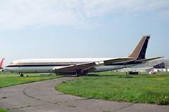 HZ-TAS Boeing 707-321B (pslg05896) Tags: hztas boeing707 mse egmh manston