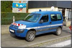Citroën Berlingo Bivouac 4x4 (Breizh56) Tags: france gendarmerienationale urgences pentax k3 voitures cars citroën