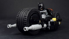 Batpod (MrKjito) Tags: lego dc comics minifig super hero comic batman batmobile motorbike bike