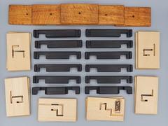 Maze Burr (3/3) (eriban) Tags: kagenschaefer kagensound puzzle