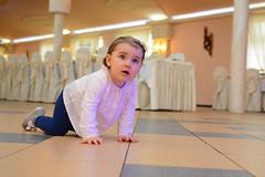 Surprised wedding baby (> Mr.D Photography) Tags: cute little kid adorable nikon d7100 nikkor 35 18 surprised sb600
