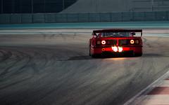 Flamethrower. (Alex Penfold) Tags: ferrari f40 gte flame thrower supercars supercar race cars autos alex penfold 2017 yas marina abu dhabi