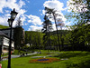 Park in Căciulata resort, Romania (cod_gabriel) Tags: căciulata călimăneşti călimăneşticăciulata calimanesti caciulata calimanesticaciulata resort statiune staţiune