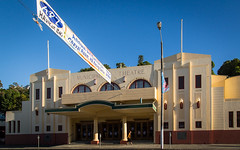 Municipal Theatre (Man+machine) Tags: napier newzealand artdeco