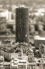 Frankfurt (Real_Aragorn) Tags: frankfurt main tower westhafen