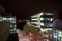 Night Vista (heatharcadia) Tags: fortworth texas architecture night nightphotography dark solitude city glow