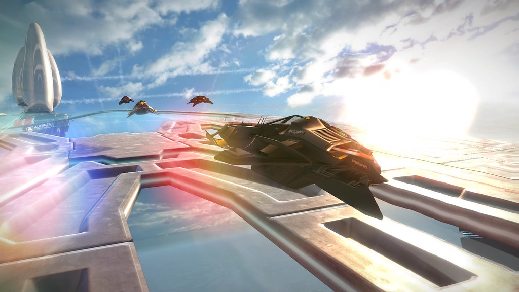 WipEout Omega Collection racing onto the PS4 on 6/6/17