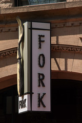 Fork (The.Mickster) Tags: sign words hereios fork