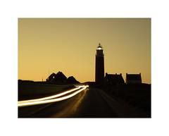 texel vuurtoren (Joel Leclercq) Tags: texel waddenzee lighthouse sunset sun warm netherlands sea beach dutch dutchlandscape