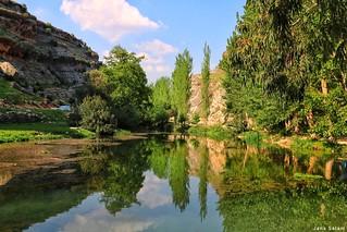 #lebanon #west_bekaa #spring #river #reflection #nature_photography #nature #photo #photography #landscape #landscape_photography #beauty
