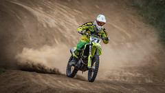 Motocross Monster (bjoern.gramm) Tags: motocross googles dirtbike motorrad motorcycle dirt dust canon helmet fox xlite bridgestone