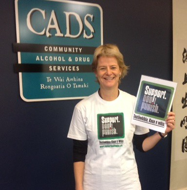 CADS Community Alcohol and Drug Services NZ SDP diana