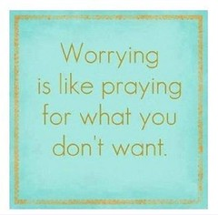 8 Course Meal For The Soul (pravinagarwal) Tags: worrying is like praying for what you dont want