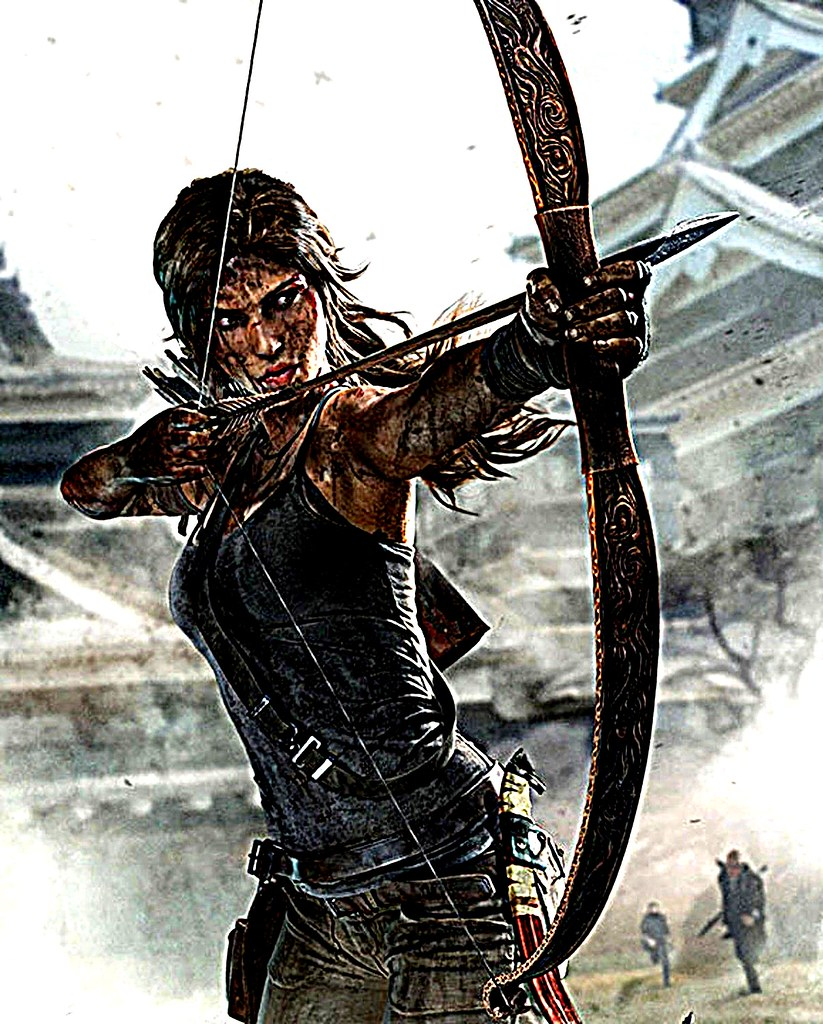 Tomb Raider 2013 Wallpaper: The World's Best Photos Of 2013 And Wallpaper