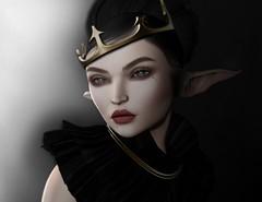 Immortal (Alisa Perne) Tags: alisa26 alisaperne sl secondlife lelutka bento glamaffair bauhausmovement tableauvivant applier crown