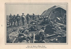 After the Battle of Menin Road, Belgium - WW1 (Aussie~mobs) Tags: ww1 australia army military aif anzac 1917 belgium ypres wounded soldiers battleofmeninroad soldier