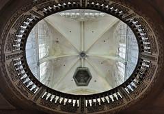 Saint-Omer (Pas-de-Calais) - Cathédrale Notre-Dame - Sous la tribune d'orgue (Morio60) Tags: saintomer pasdecalais 62 cathédrale notredame