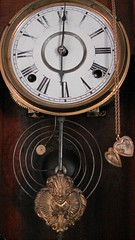 Time & Memories (Rand Luv'n Life) Tags: odc our daily challenge legacy heirloom inheritance antique clock heart locket life reflections family contradiction irony social norms world gift time love goodness judgmental text
