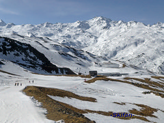 TC Bruyères + Lac des Echauds (-Skifan-) Tags: g2 lacdesechauds lesmenuires tcbruyères 3vallées les3vallées skifan
