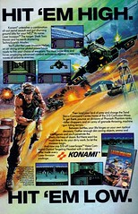 Lazer Invasion (justinporterstephens) Tags: videogames retrogames vintageads nintendo nes