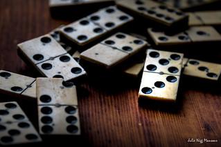 Antique Dominoes