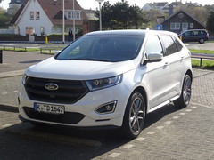 2016 Ford Edge (harry_nl) Tags: netherlands nederland 2017 ford edge noordwijk