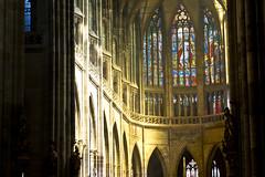 St. Vitus Cathedral, Prague (kalakeli) Tags: kirchen churches cathedrals kathedralen prag praha prague march märz 2017 hradschin burgenviertel hradčany