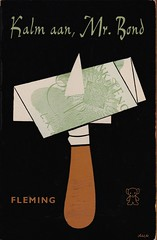 zwarte beertjes 642 (1965) (Boy de Haas) Tags: vintage paperbacks vintagepaperbacks 1960s sixties translation dutch 007 james bond