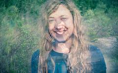 #❤ (pawannee) Tags: doubleexposure portrait ❤ splittone splittoning