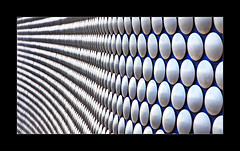 Endlessness (richieb56) Tags: endless endlosigkeit britain england birmnigham bullring skin fassade circle kreis urban city stadt architektur architecture perspective perspektive facade space building wall