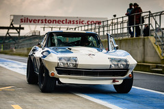 Andy Dee Crowne And Sam Thomas - 1964 Chevrolet Corvette Stingray at the 2017 Silverstone Classic Media Day (Dave Adams Automotive Images) Tags: andydeecrowne samthomas 1964chevroletcorvette 1964 chevrolet corvette stingray automotive car cars daai daveadams daveadamsautomotiveimages motorsport motorsportphotography racing silverstone silverstoneclassic vintage wwwdaaicouk
