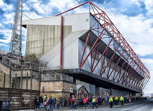 Bradford City FC, Midland Road Stand