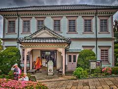 旧長崎地方裁判所長官舎 (jun560) Tags: 長崎 グラバー園 hdr