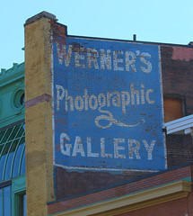 Buffalo Ghost Sign (jmaxtours) Tags: buffaloghostsign ghostsign sign buffalonewyork buffalo oldsign wernersphotographicgallery
