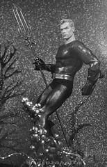 Aquaman (@rafazapatta) Tags: aquaman monochrome samsungnx2000 dc dccomics dcdirect 13inch actionfigure justiceleague