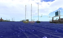 IF@FIYC - Then they were 3... (vivipezz) Tags: secondlife sailing sl fiyc bandit if racing