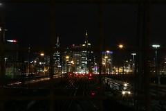 IMG_5988 (AndyMc87) Tags: frankfurt city night darkness rail station train lights ilumination skyline skyscraper grid reflection longtimeexposure langzeitbelichtung lightstreams lighttrails canon eos 6d 2470 l gallus camberger strase