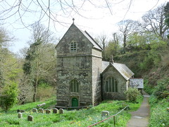Cornwall, Boscastle, Minster, St. Merthiana's Church (paulineandjohng2008) Tags: church cornwall boscastle stmerthianas fourchurcheswalk