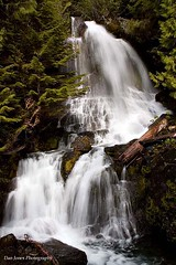 waterfall#4(sh) (Dannyboy221) Tags: water waterfall washington state pk cascade natl