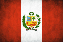 Peru Flag (Dragon781O) Tags: peru flag bandera